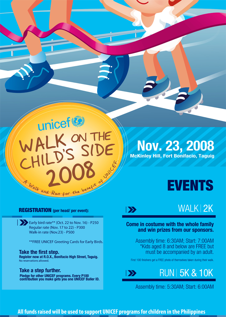 Walk on the Child Side Poster