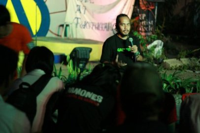 Environmental Talk by Greenpeace